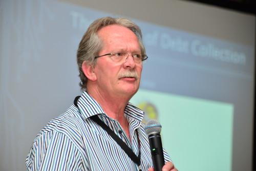 Eugene Joubert, CEO Corporate Rebels