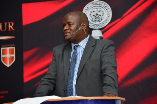 Lesiba Mashaba, Secretary NCR