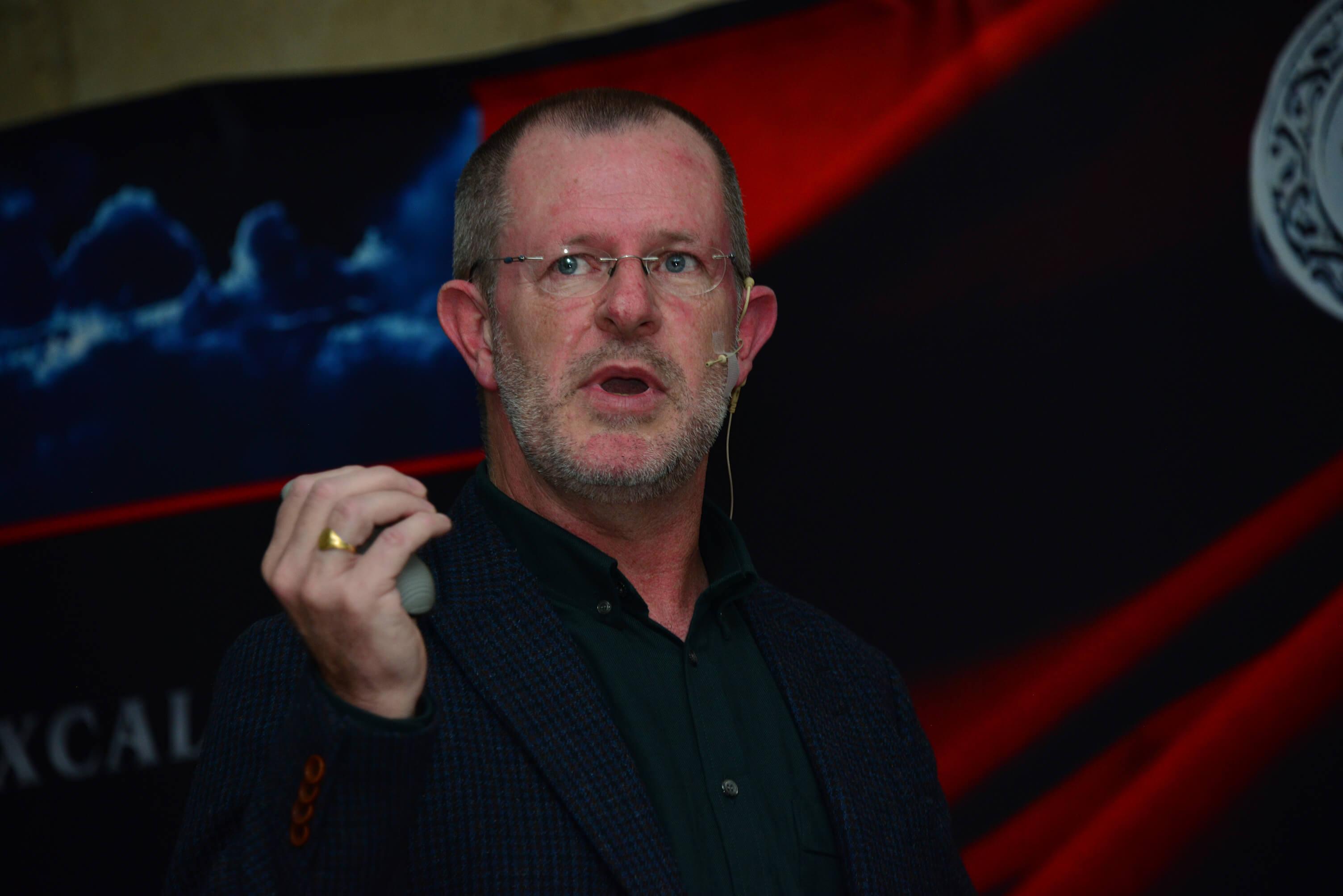 Daryl Illbury - Keynote Speaker 2015